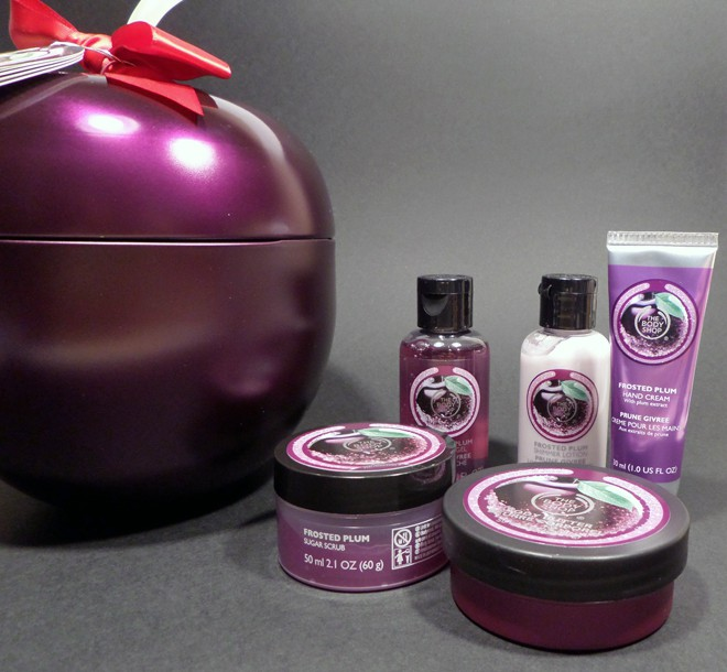 The Body Shop - Frosted Plum