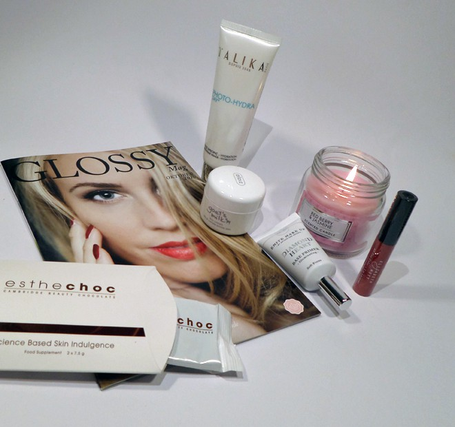 Ray of Beauty Glossybox Oktober