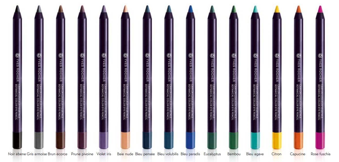 Yves Rocher - Botanical Color Eye Pencil-6