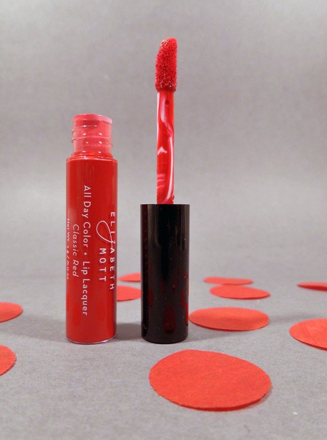 Elizabeth Mott - All Day Color Lip Lacquer