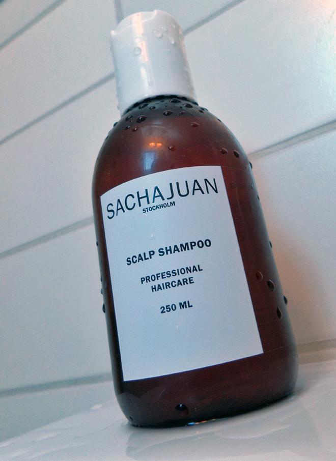 SachaJuan Scalp Scahmpoo