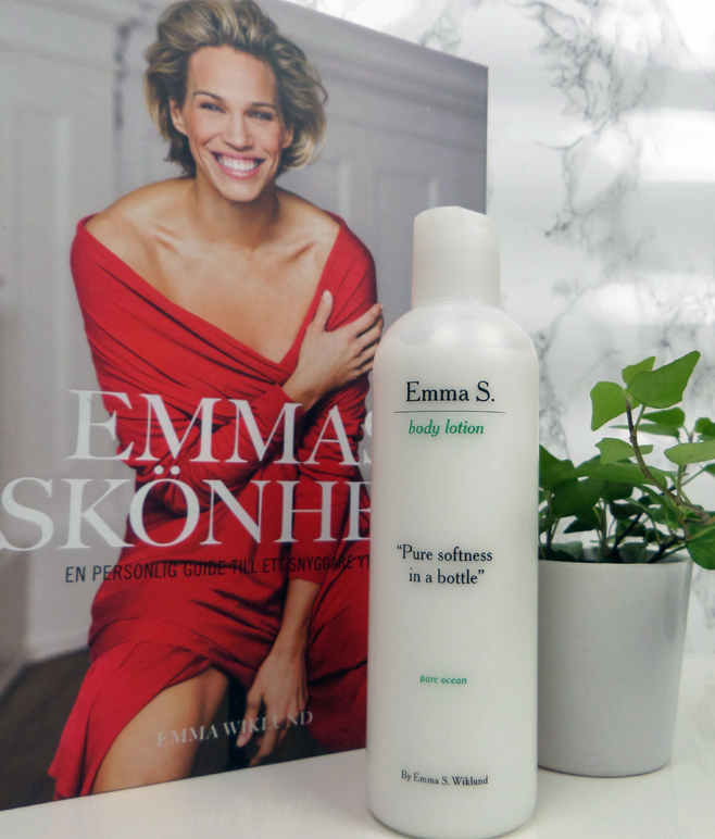 Emma S - Pure Ocean Body Lotion