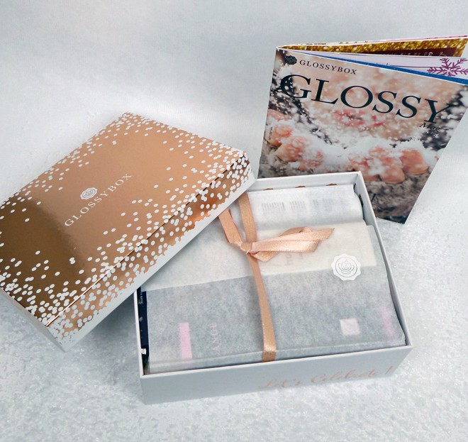 Glossybox - Let it Snow