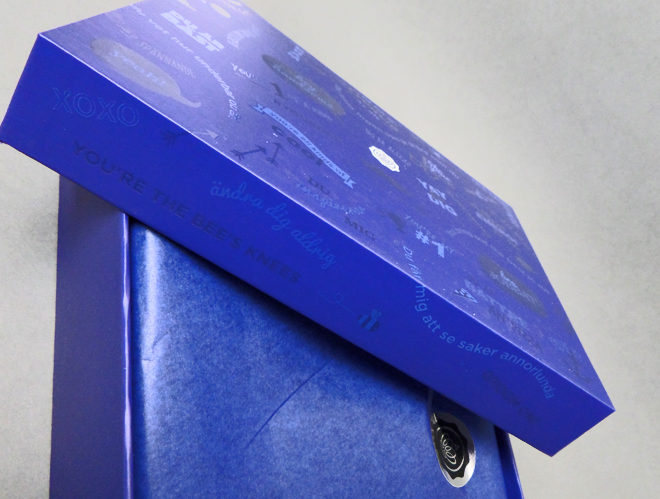 Glossybox - The Man box