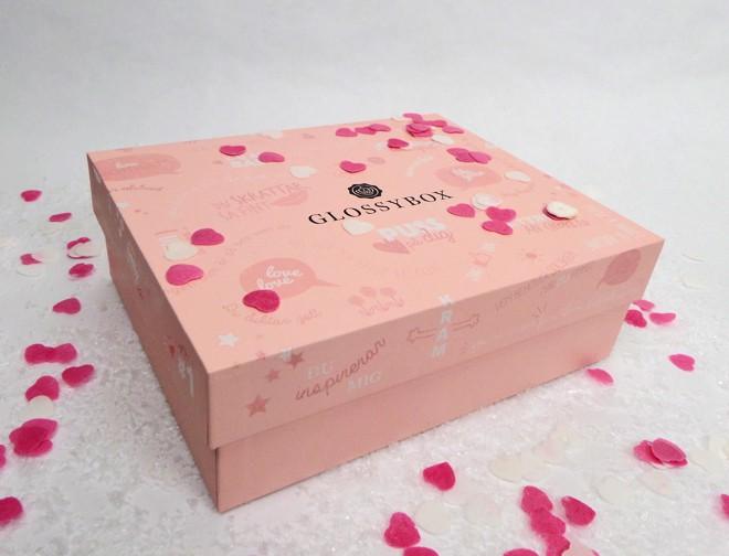 Glossybox - The Positivity Box