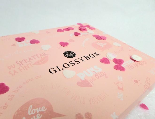 Glossybox – December The Positivity Box