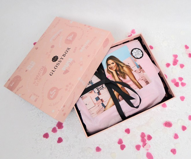 Glossybox - The Positivity Box