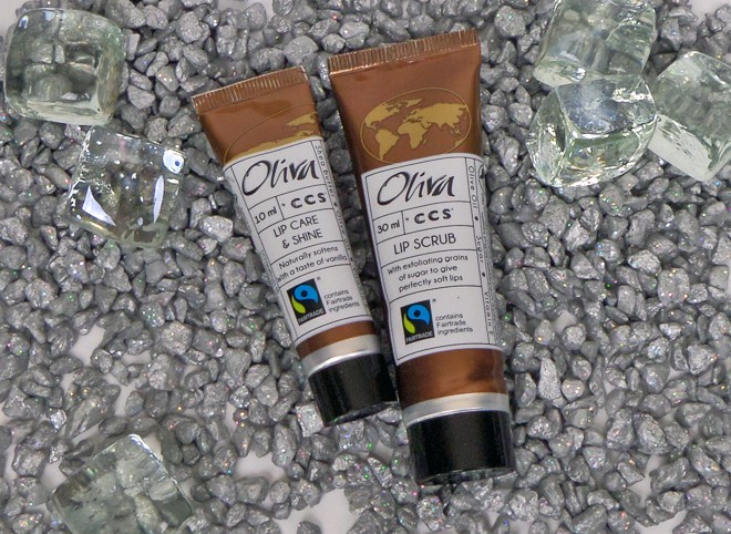 CCS Earth - Oliva Lipcare and Scrub