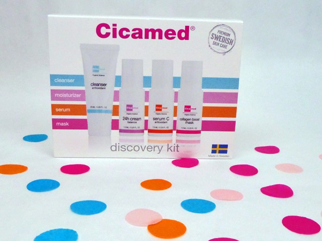 Cicamed - Discovery Kit