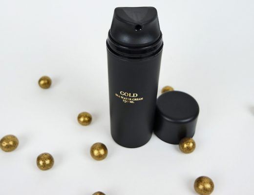 GOLD Haircare - Sea Water Cream