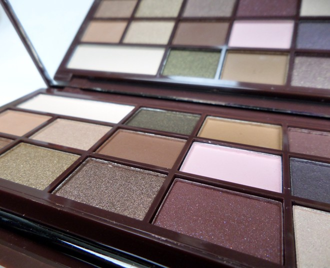 Makeup Revolution - I Heart Chocolate