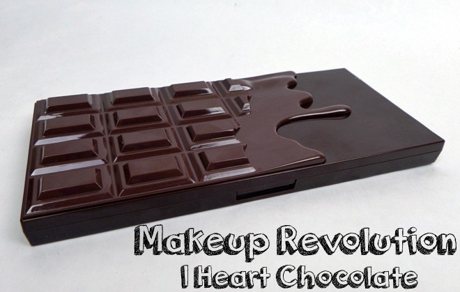Makeup Revolution - I Heart Chocolate