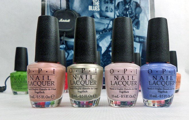OPI - New Orleans Collection