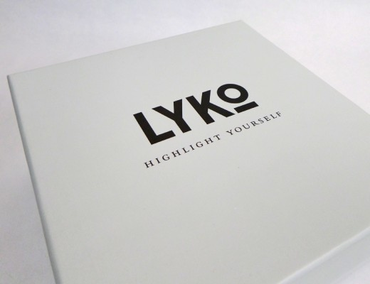 Lyko boxen Jul edition