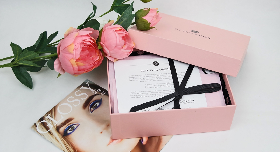 Glossybox Mars - Beauty of Opinion
