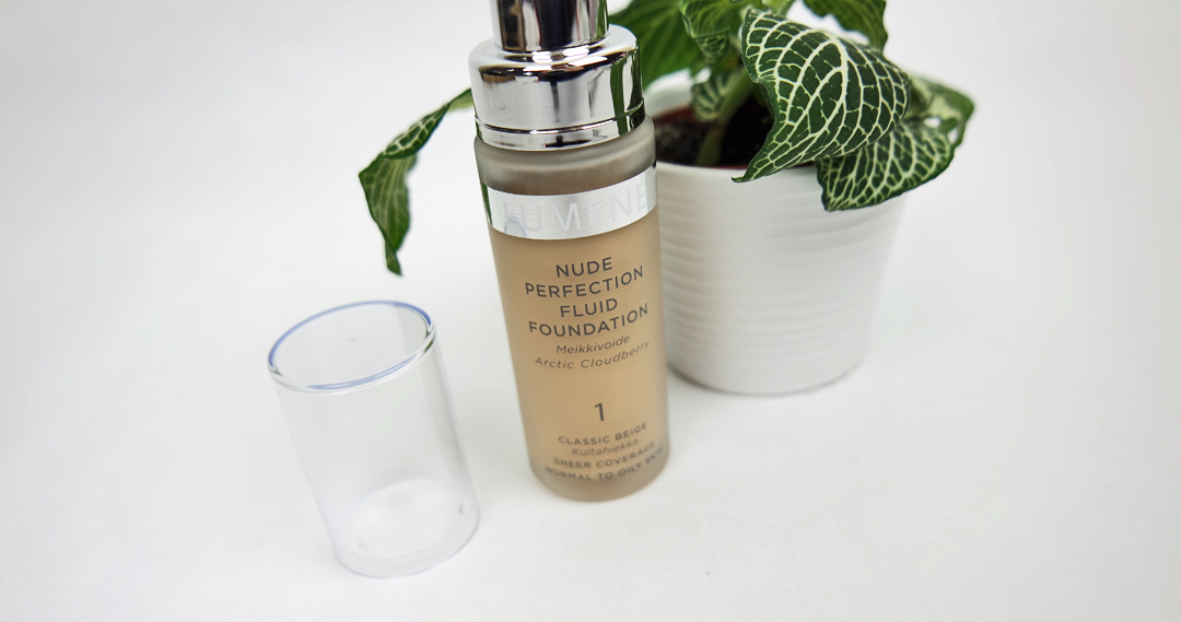 Lumene Nude Perfection Fluid Foundation