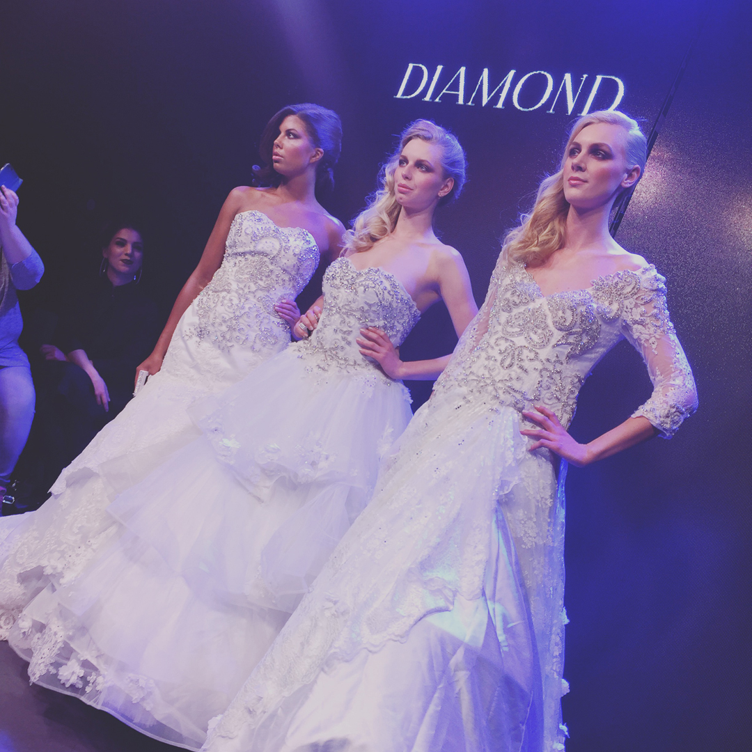 Get blinded by the beauty of Diamond