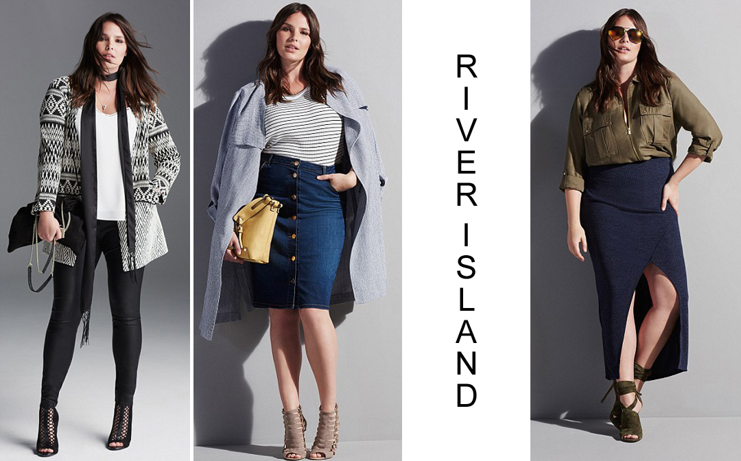 River Island Ri Plus
