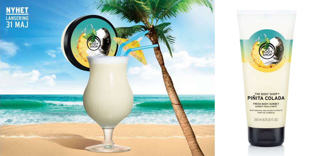 The Body Shop - Pinita Colada-1
