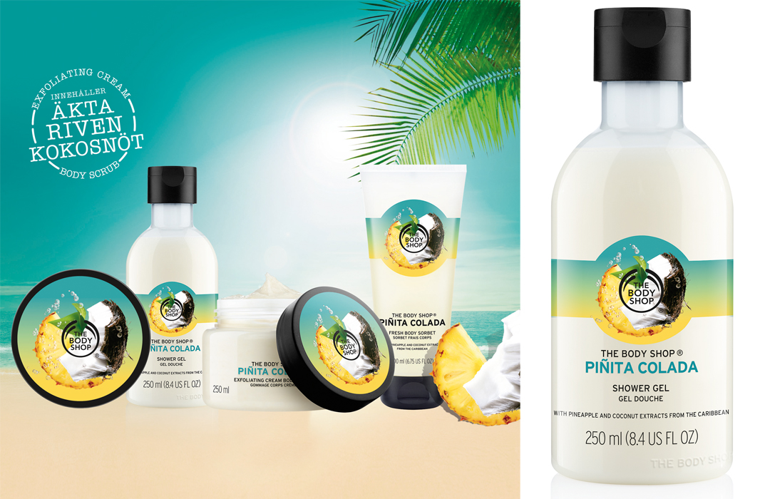The Body Shop - Pinita Colada-2