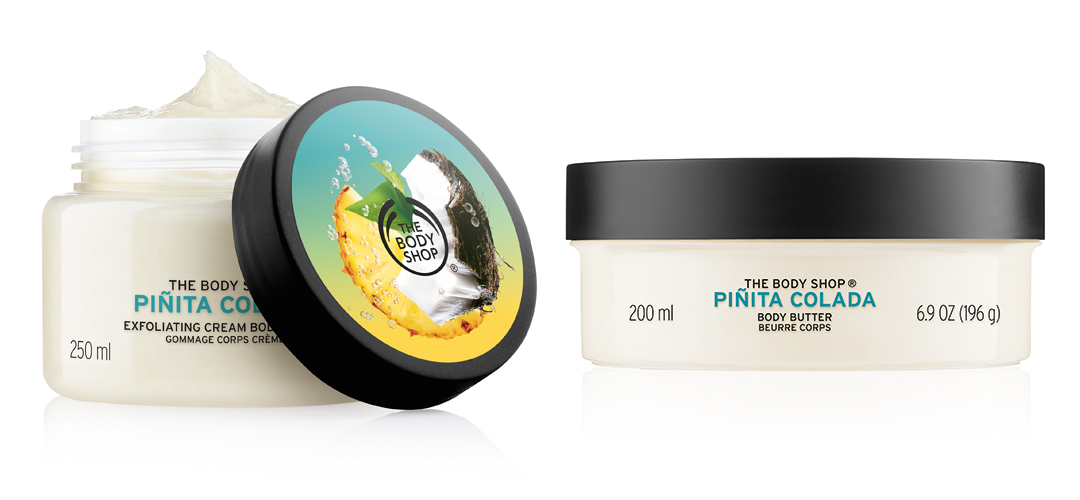 The Body Shop - Pinita Colada-3