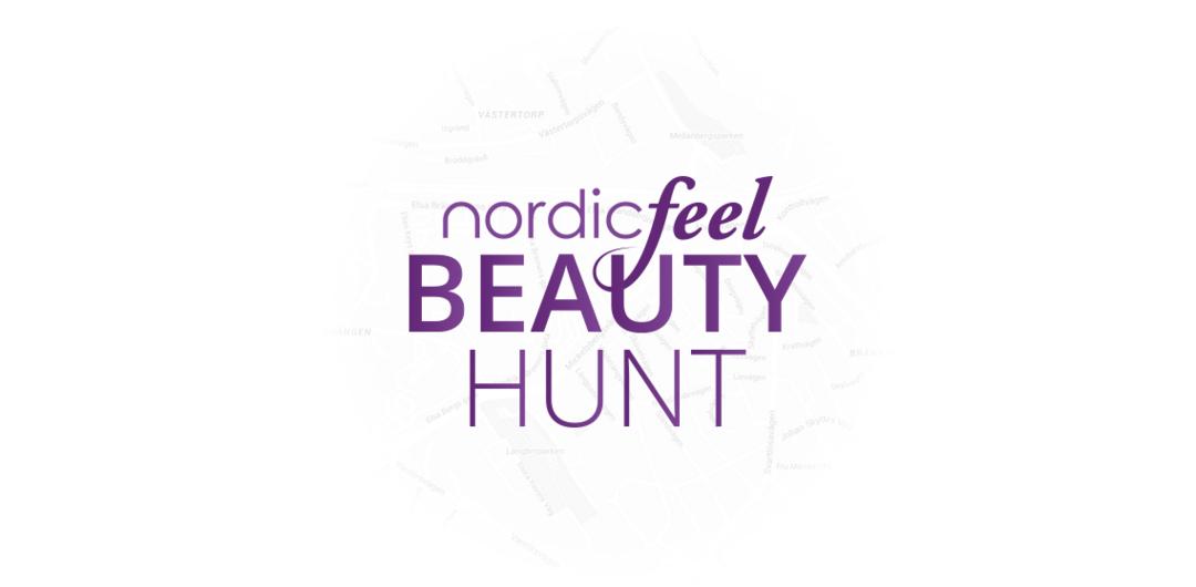 Beauty Hunt med NordicFeel