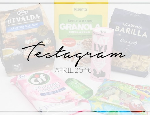 Testagram April