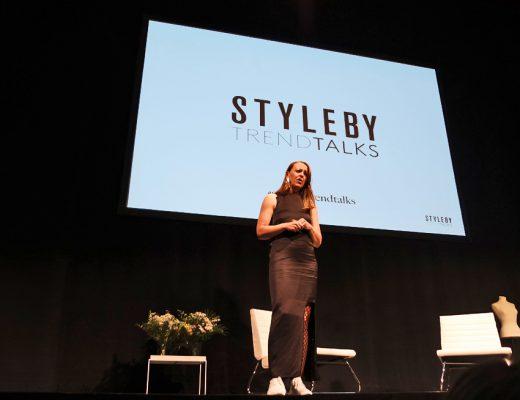 En kväll med STYLEBY Trend Talks