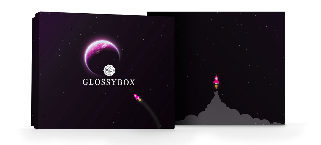 Glossybox The Pink Planet