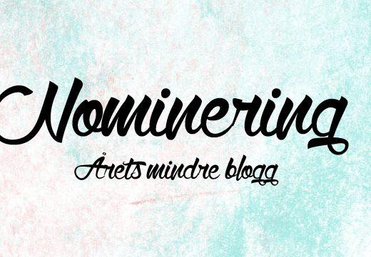 Årets mindre blogg