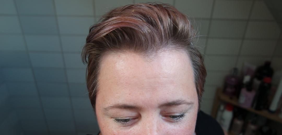 Uppmuntran och riktigt fab i håret