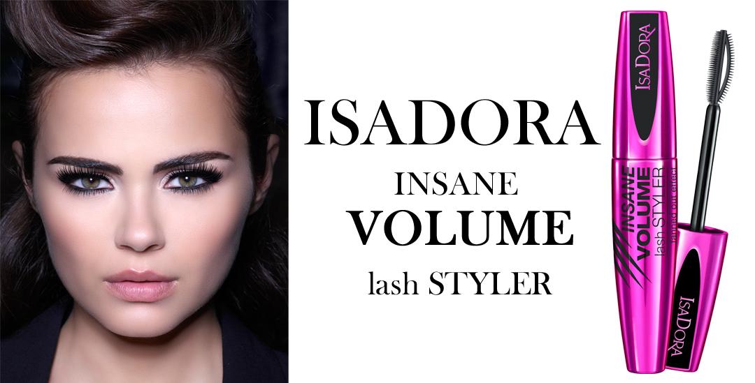 Isadora Insane Volume Lash Styler