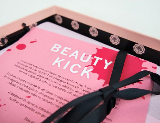 Glossybox Beauty Kick
