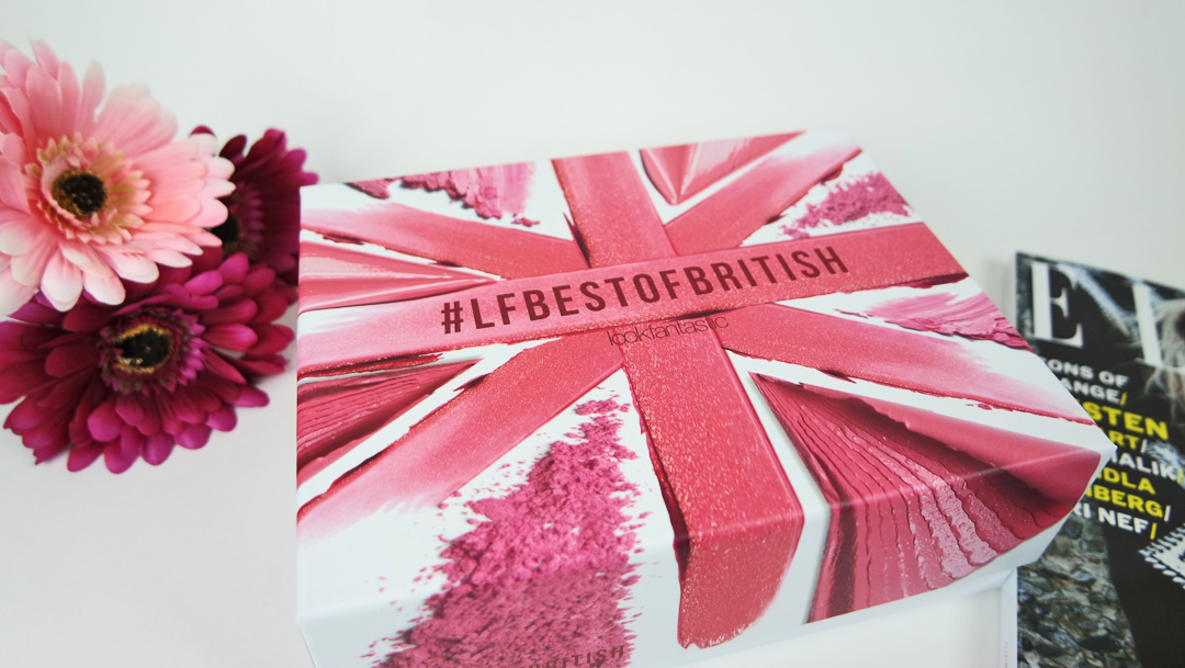 Lookfantastic Best of British