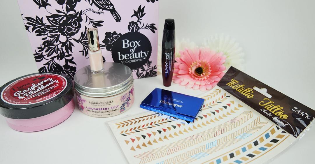 Box of Beauty Vecko Revyn