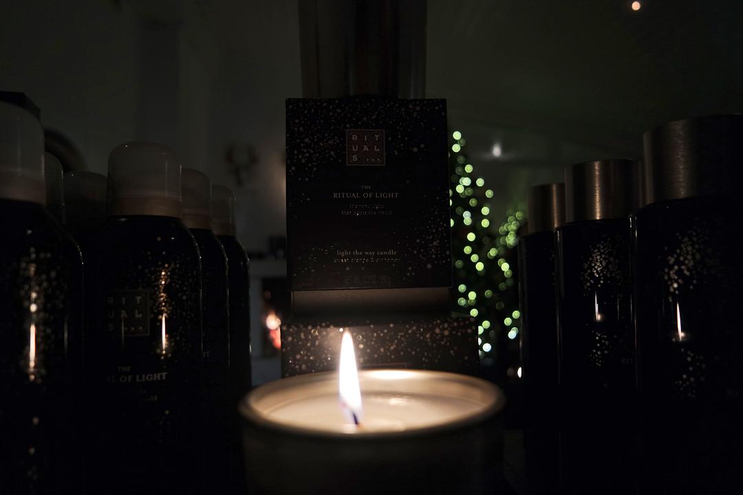 Julmingel med Rituals och Presskontakterna