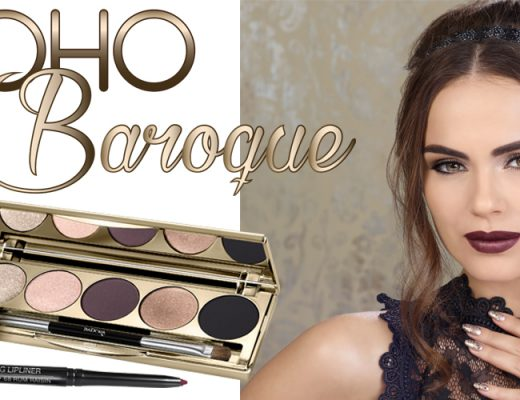 Isadora Holiday Make-up 2016 Boho Baroque