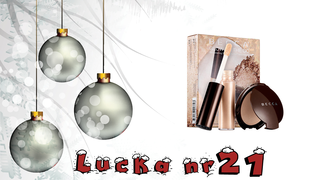 Adventskalender 2016 Lucka 21 – Becca Glow on the go