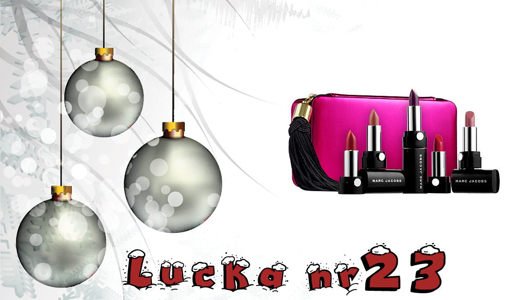 Adventskalender 2016 Lucka 23 – Marc Jacobs