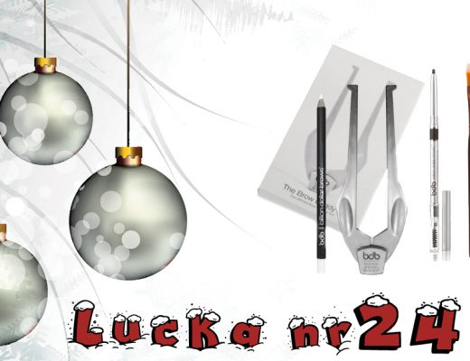 Adventskalender 2016 Lucka 24 – Billion Dollar Brows