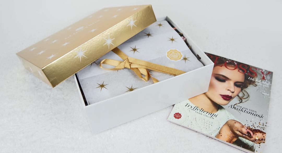 Glossybox Christmas Delights