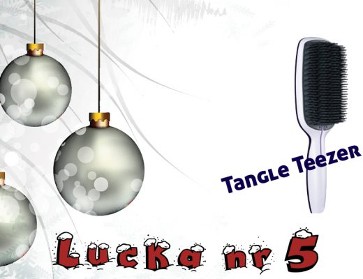 Adventskalender 2016 Lucka 5 - Tangle Teezer
