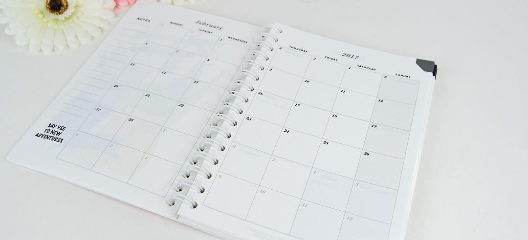 Tävling - Glossybox Kalender 2017