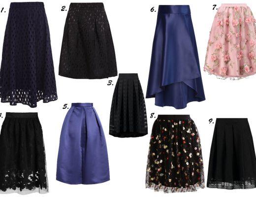 Kan man ha för många kjolar?