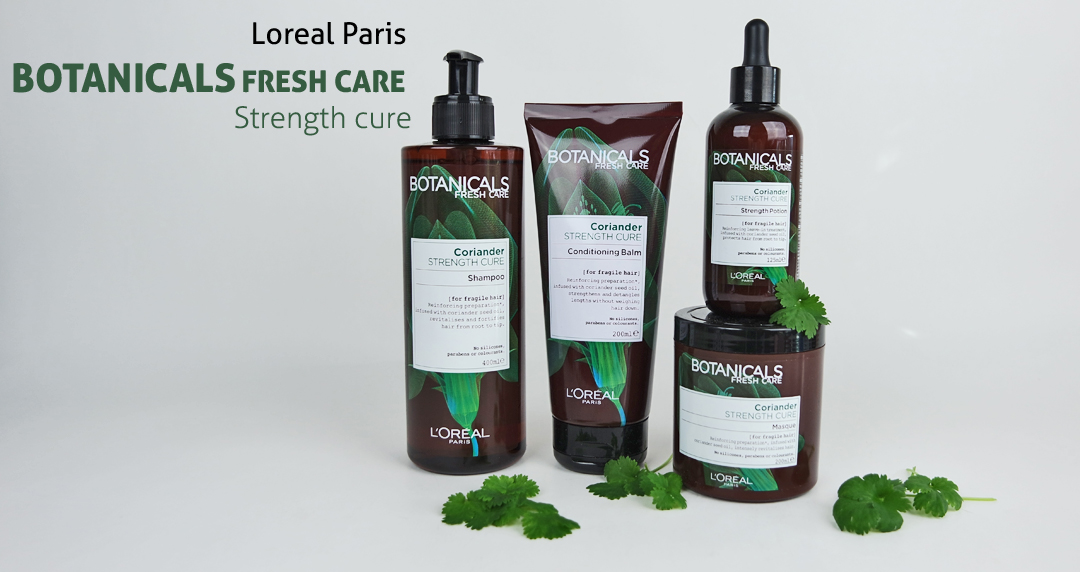 Loreal Paris BOTANICALS Strength cure