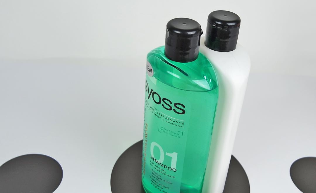 April och ny hårvårdsrutin väntar med SYOSS