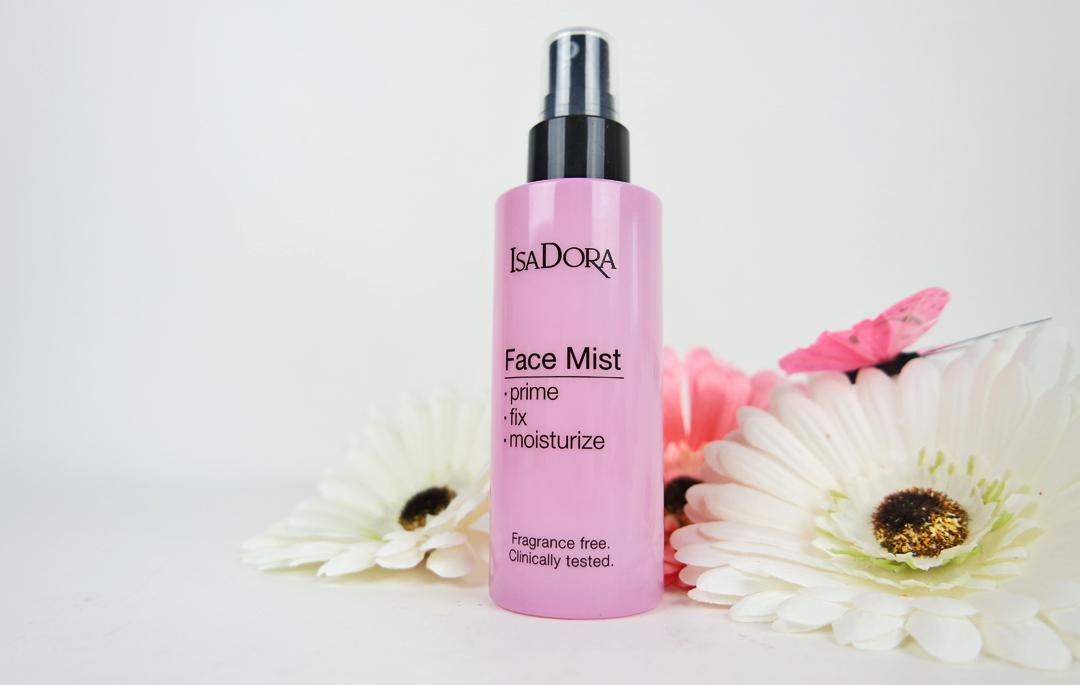 Isadora Face Mist - Prime, Fix & Moisturize