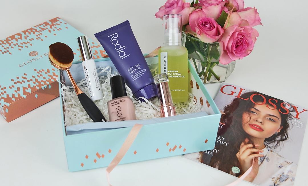 Stay Glossy med Glossybox på Morsdag!