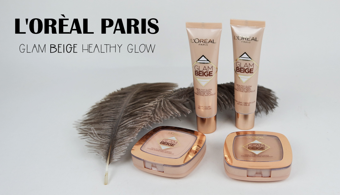 L'Oréal Paris Glam Beige Healthy Glow, Ett naturligt lyster