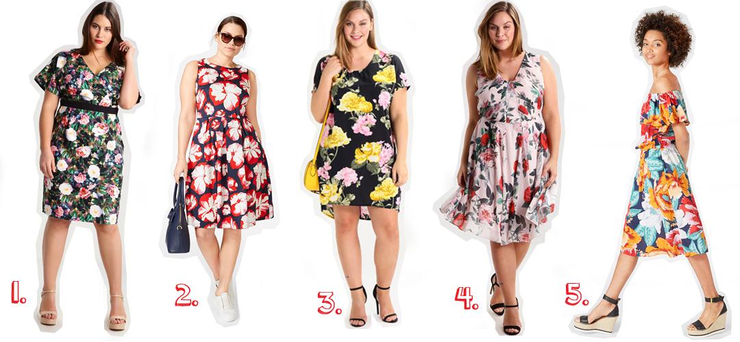 Midsommar, blommor, sol och klänningar
